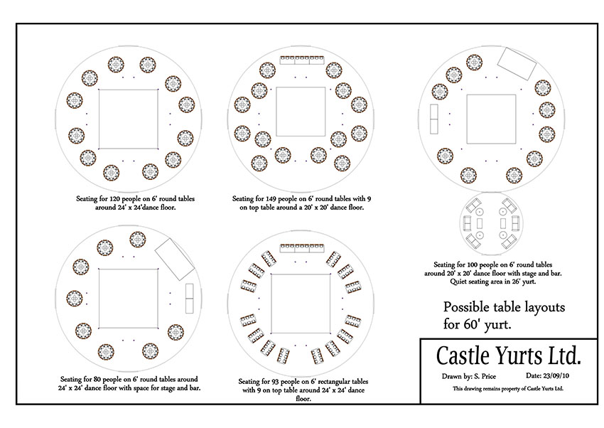 table layouts 60ft yurt yurt wedding yurt weddings wedding yurts wedding yurt alternative wedding venues